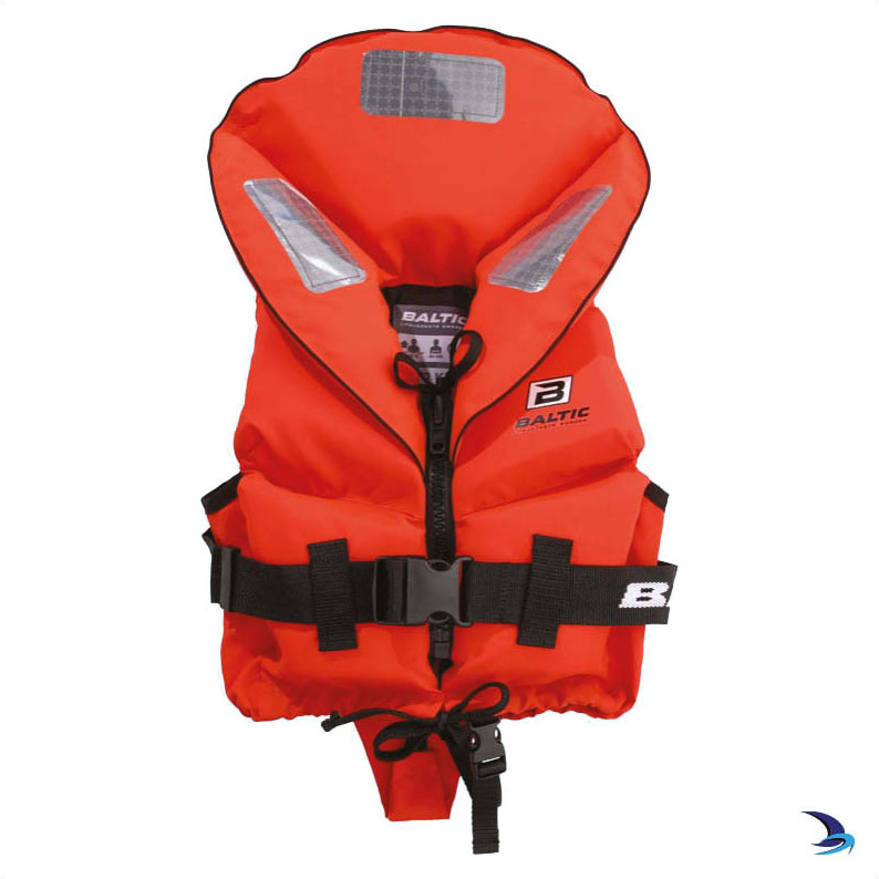 Baltic - Pro Sailor Children's Lifejacket (Orange)